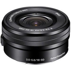 Sony 16 50mm F3 5 5 6 Oss E Mount Pancake Camera Lens Selp1650 Zoom Lens Sony Camera Camera Lens