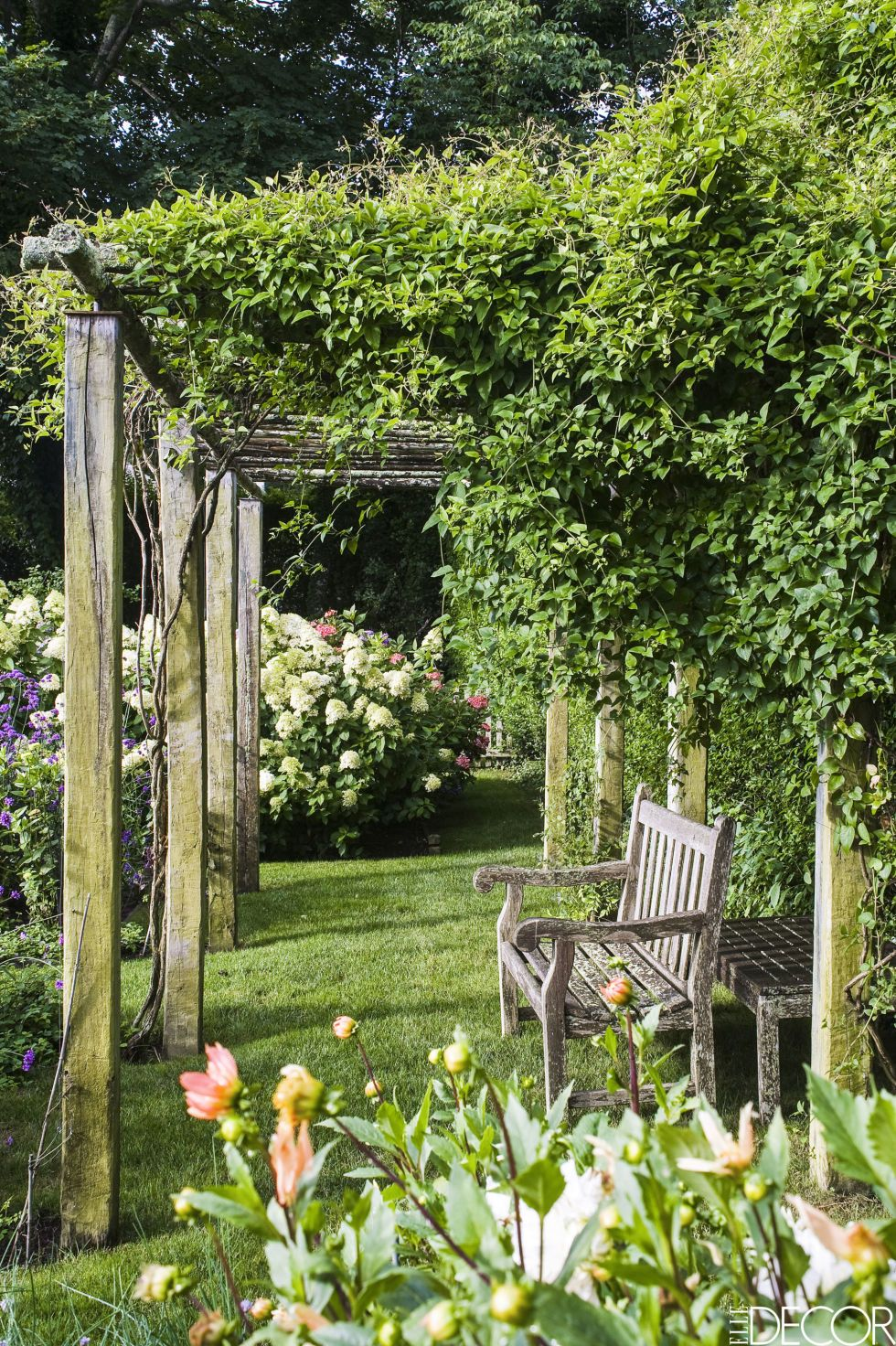 Every Inch Of Ina Garten's Famous Garden Is Enchanting