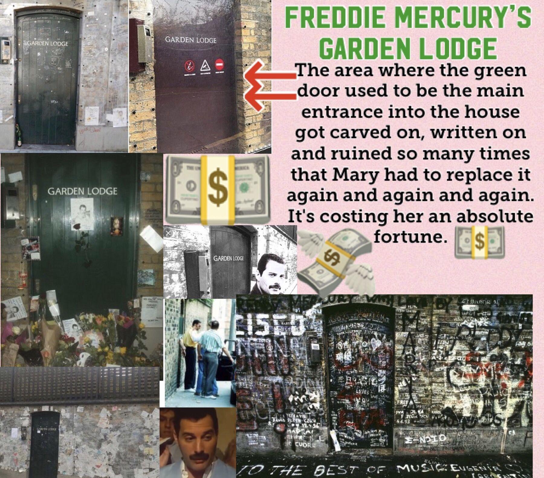 Freddie Mercury House, Somebody To Love