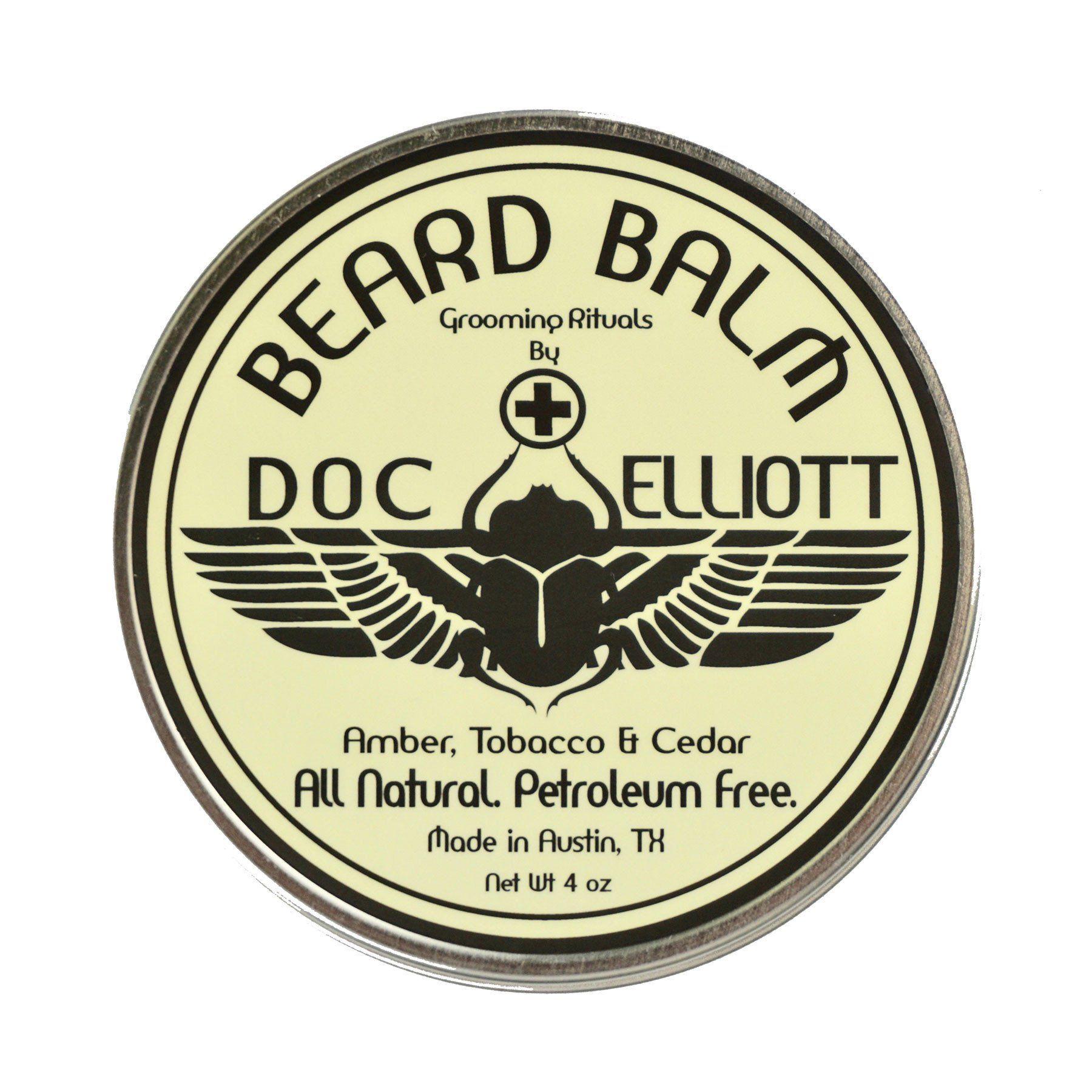 Classic Beard Balm White Label