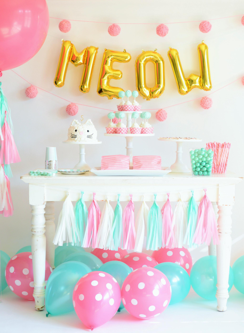 How to Throw the Purrfect Kitten Party Kitten party