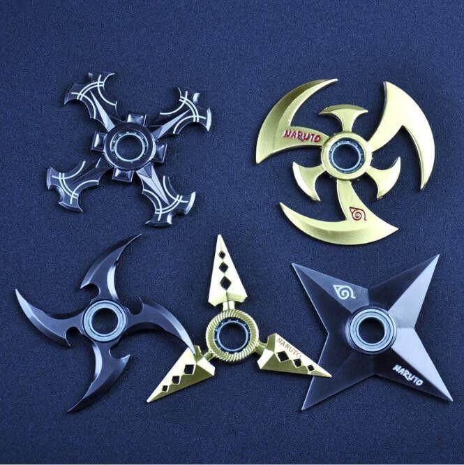 Fid Spinners Naruto Shuriken Chrono