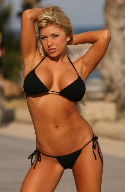 String bikini fashion