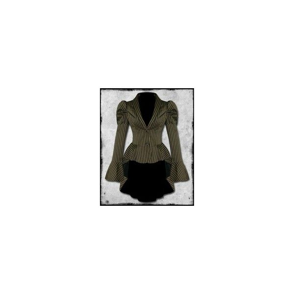 SPIN DOCTOR AMANDA JACKET found on Polyvore