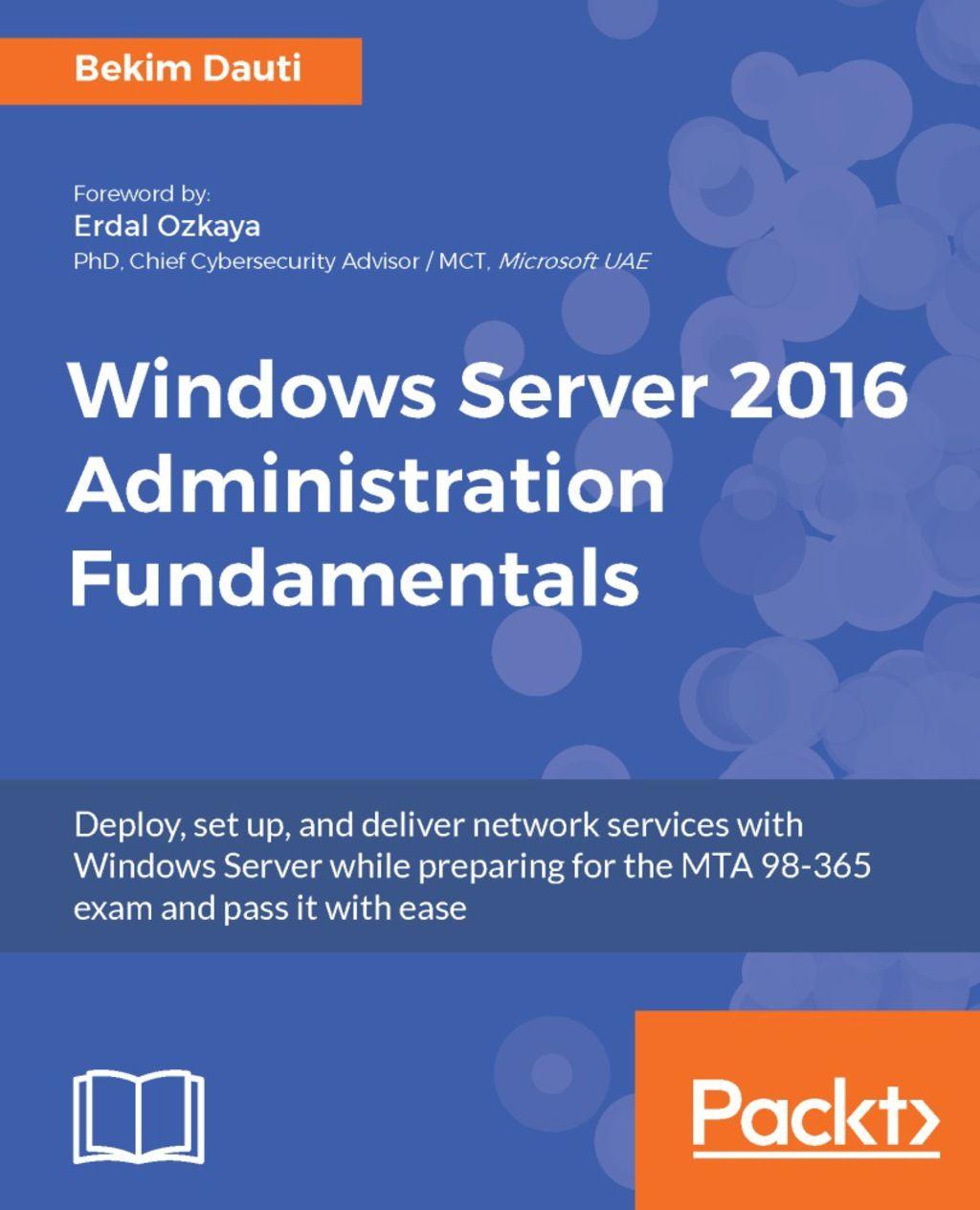 Windows Server 2016 Administration Fundamentals (eBook) in 2019