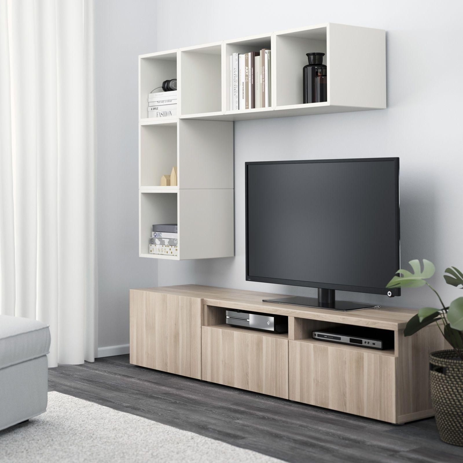 meuble tv blanc tv ikea meuble tv