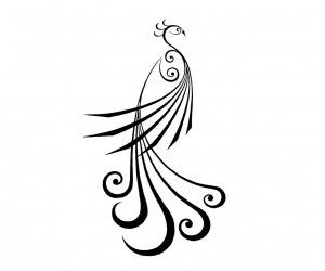 Peacock Tattoo Designs Bing Images Peacock Tattoo Simple Line Tattoo Peacock Drawing