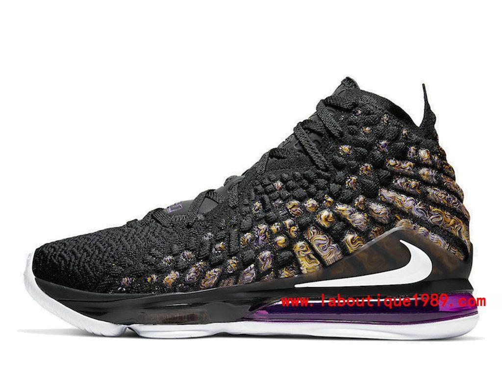 Chaussures de BasketBall Pas Cher Pour Homme Nike LeBron 17