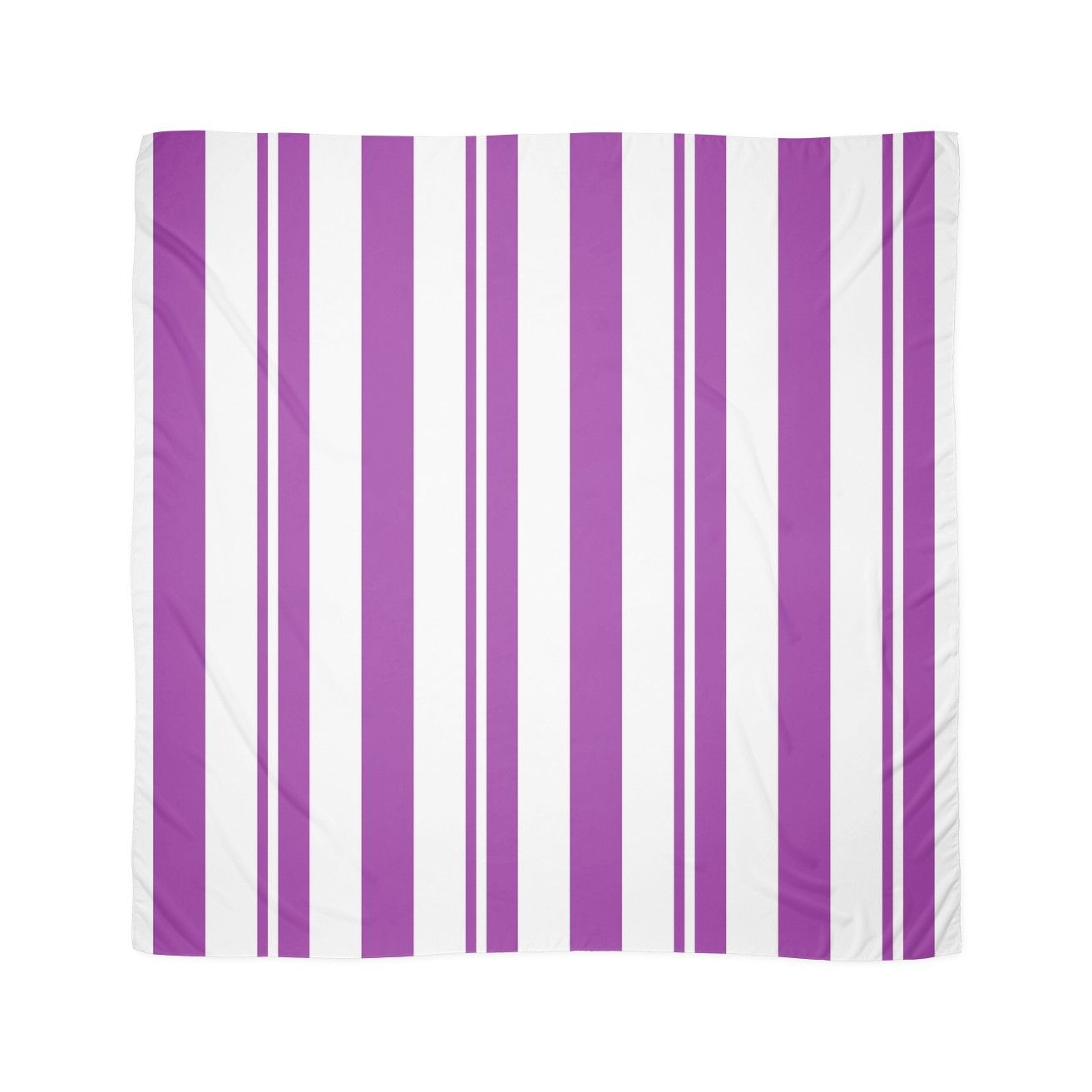 Dapper Dans - Purple Scarf