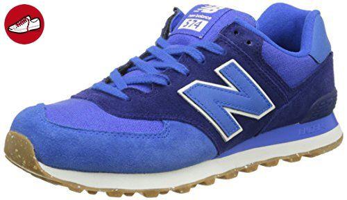 574, Unisex-Erwachsene Sneakers, Blau (Deep Blue), 38.5 EU (5.5 UK) New Balance