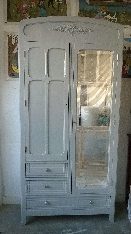 armoire des ann es 30 pour ma chambre www. Black Bedroom Furniture Sets. Home Design Ideas