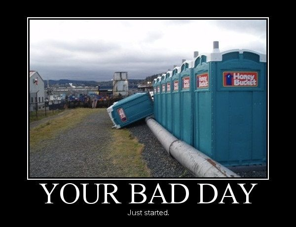 having a bad day quotes funny