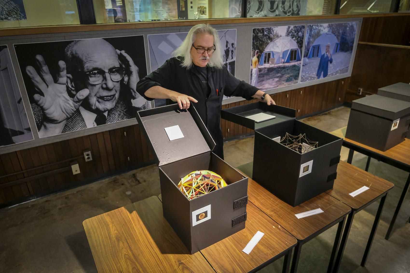 Fifty years of Fuller SIU Carbondale celebrates iconic