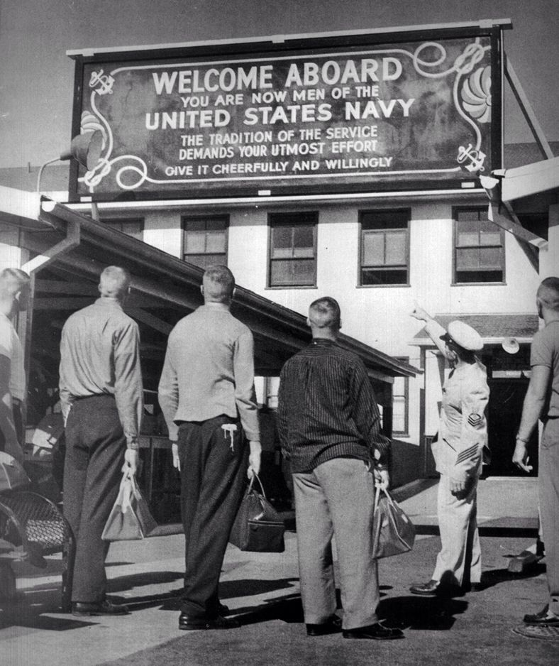 Us Navy Boot Camp San Diego Ca Circa 1962 Navy Humor Navy Day Navy Chief