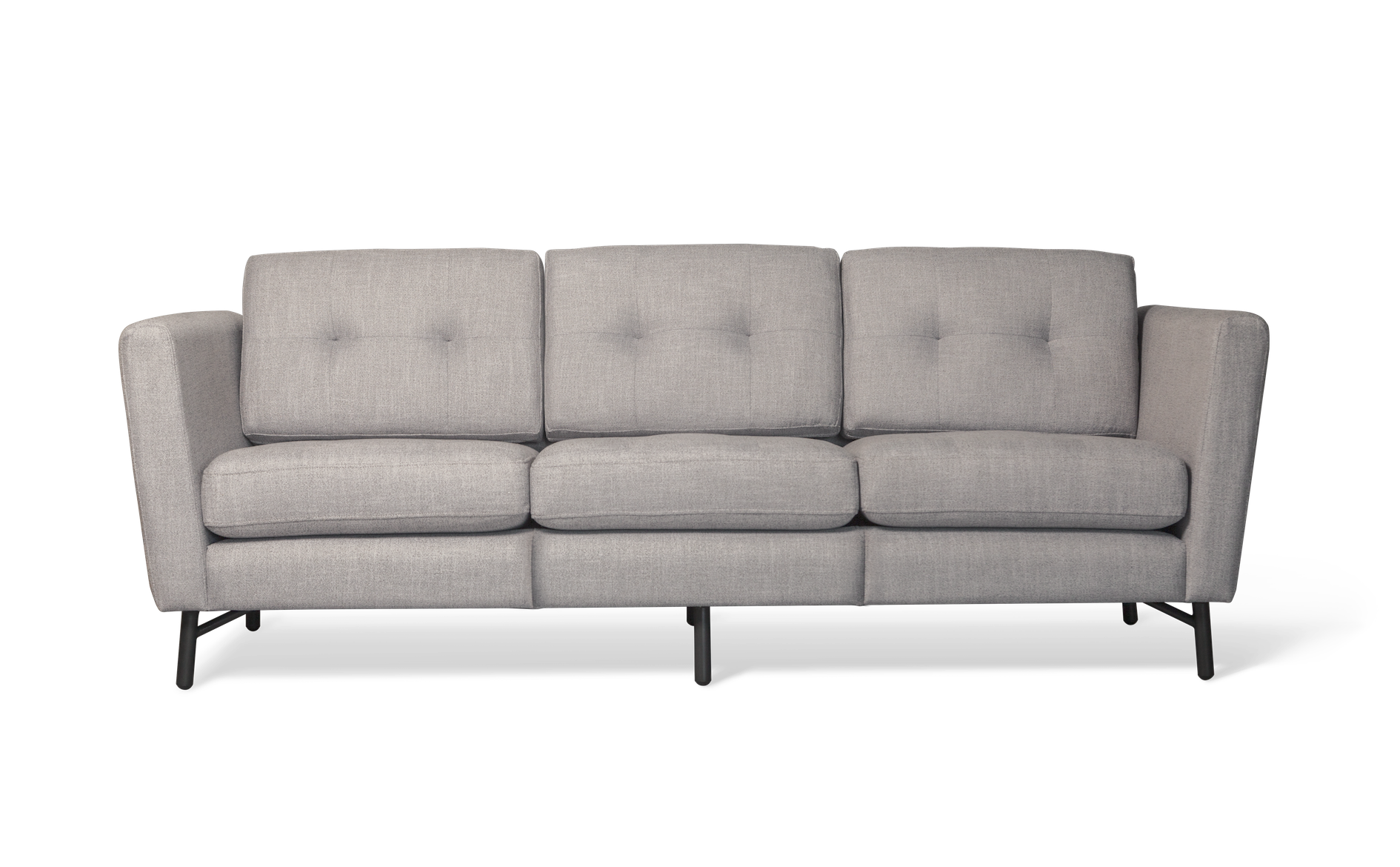 BURROW couch $895 $95 to reserve & not in stock says it