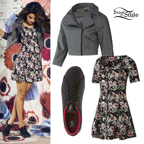 selena gomez 2014 adidas | Selena Gomez modeling her Adidas NEO clothing line – photo: adidas ...