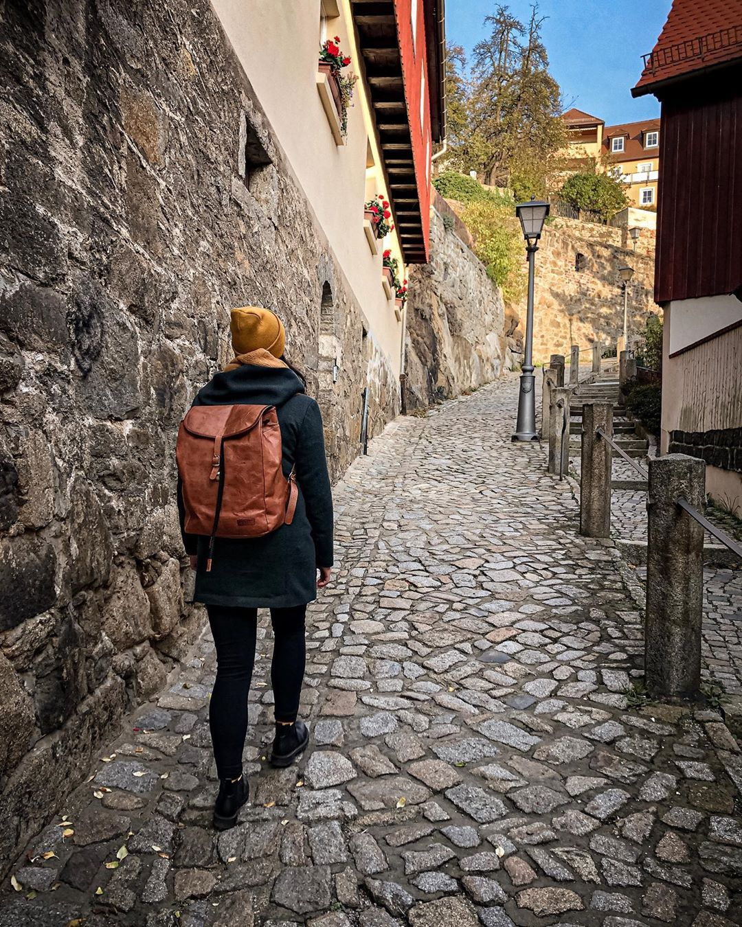 Berliner Bags Malaga Inspired Designed Locally In Berlin Each Bag Is Made For You With Love Passion Qual Fahrradrucksack Leder Tagesrucksack