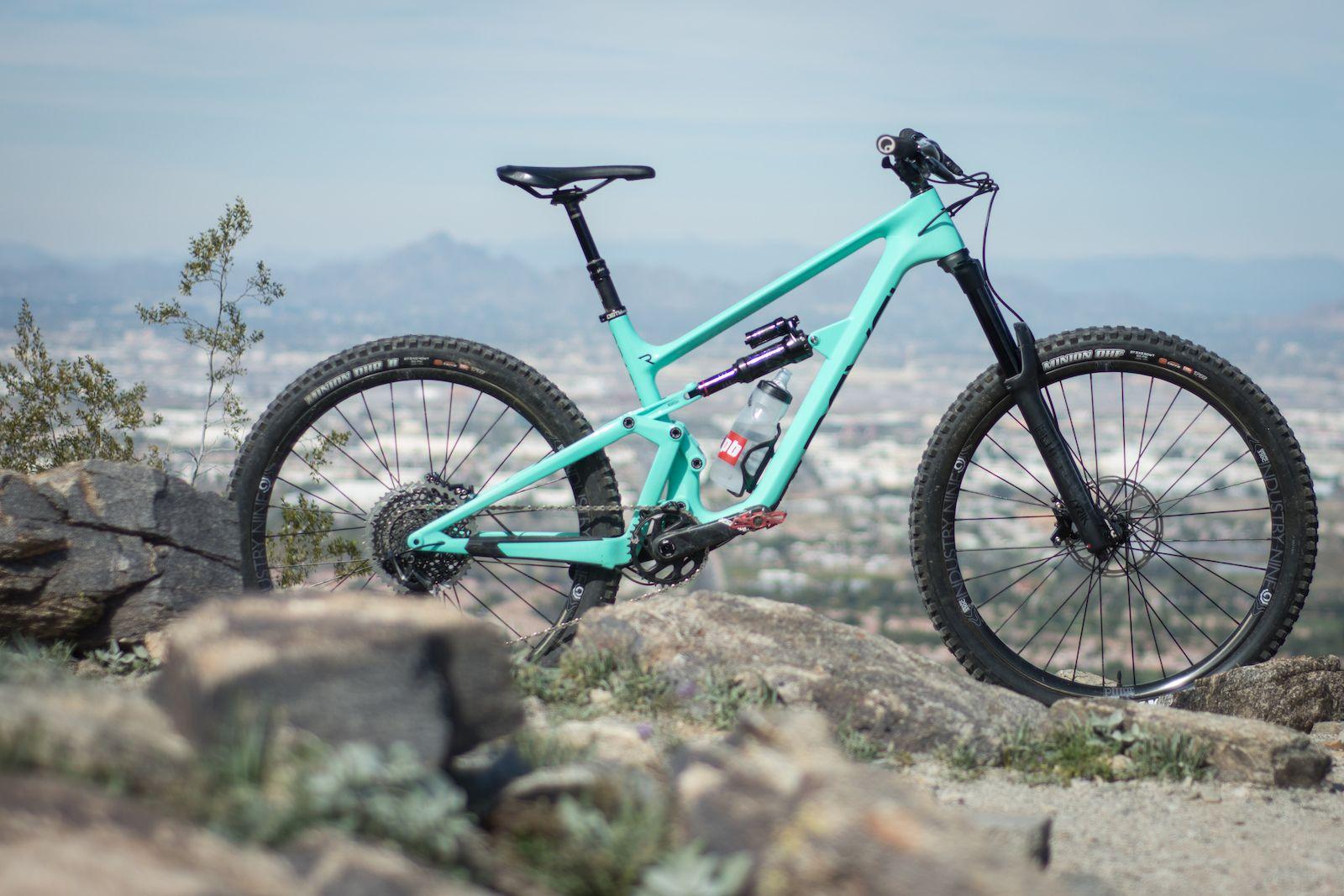 First Ride Revel S Rail Enduro Bike Is An Impressive Debut Bike