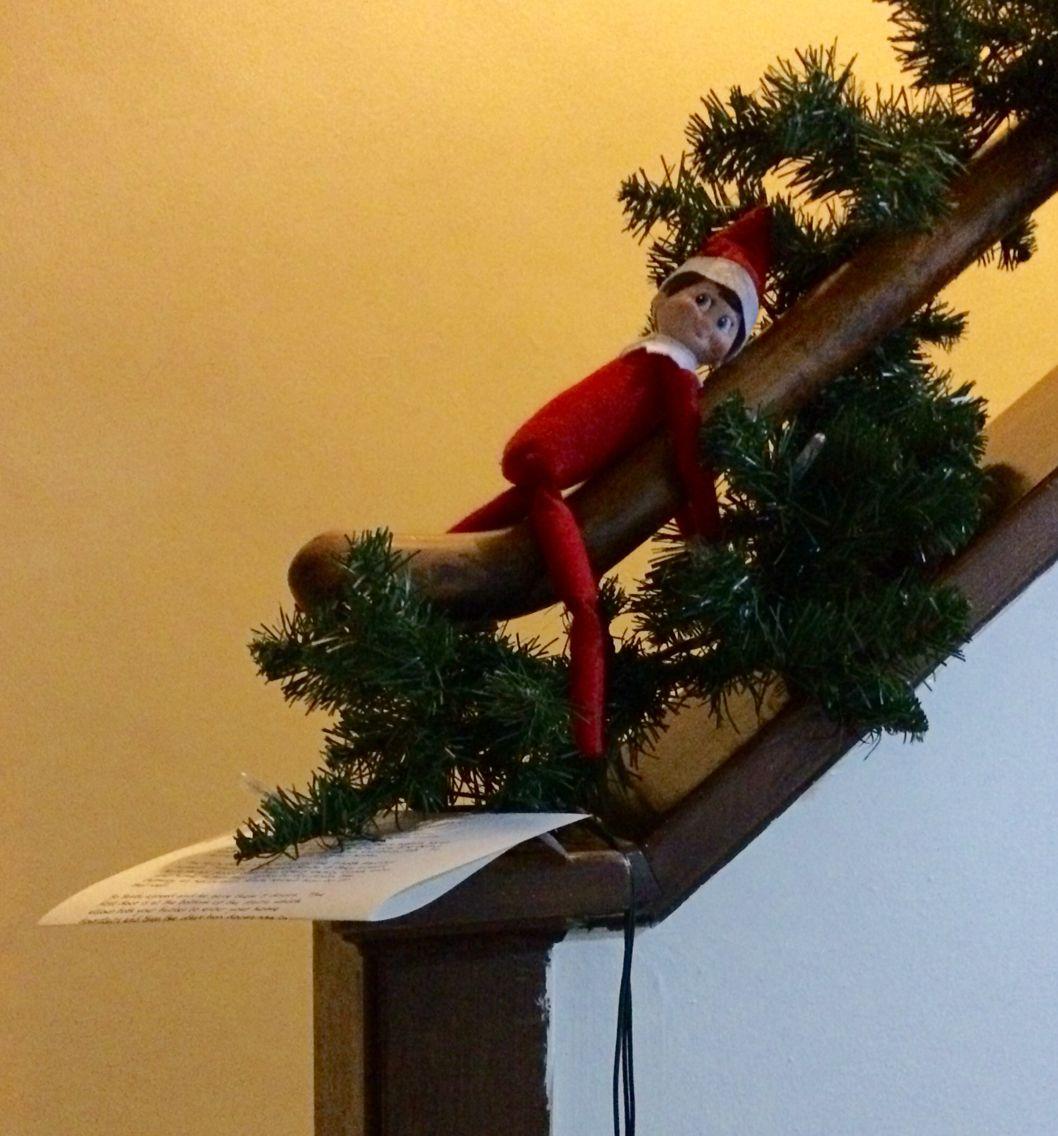 Christmas Ornaments, Elf On
