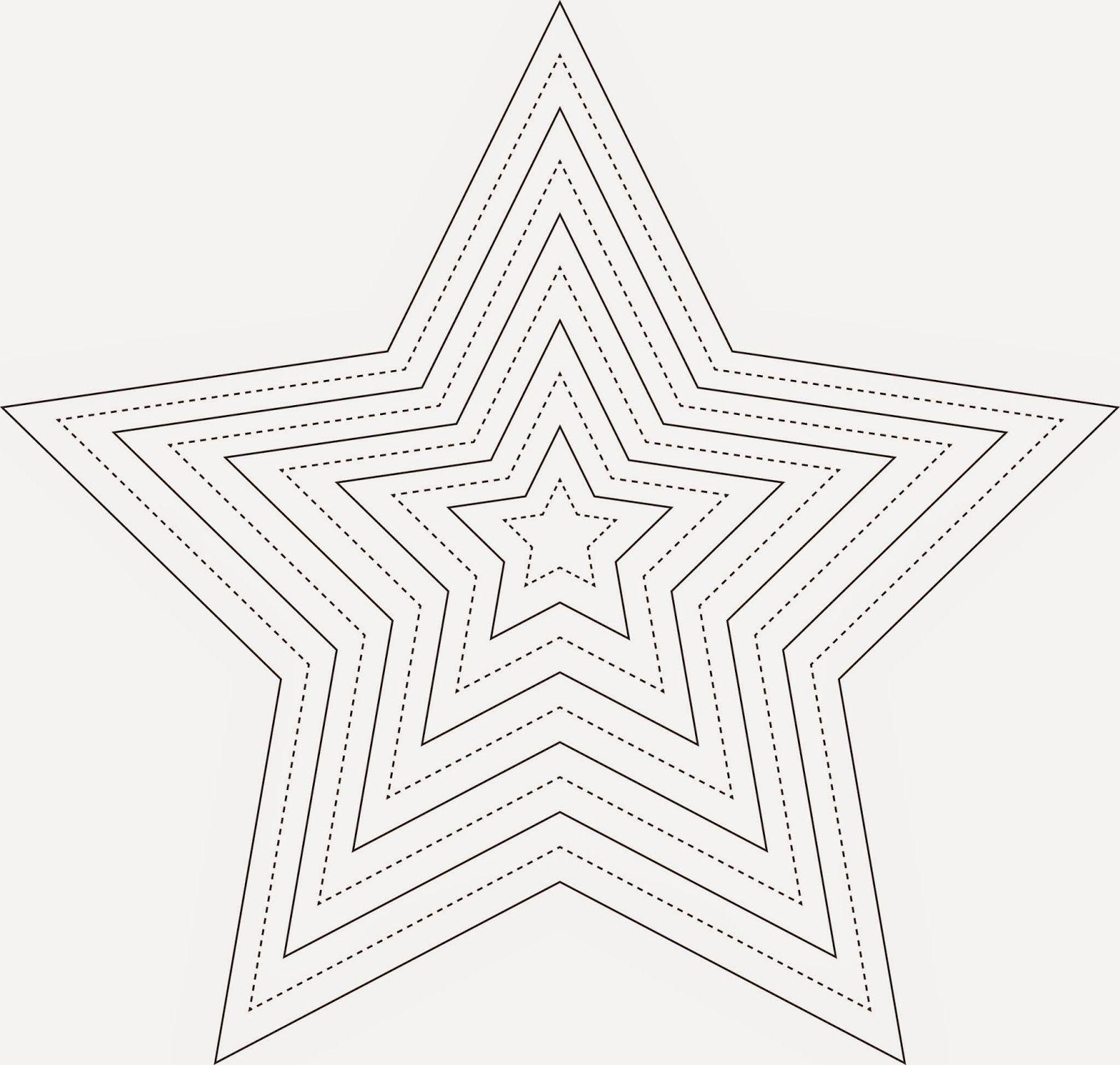 Schnabelinas Welt: Sternenhimmel  Vorlage stern, Sterne basteln