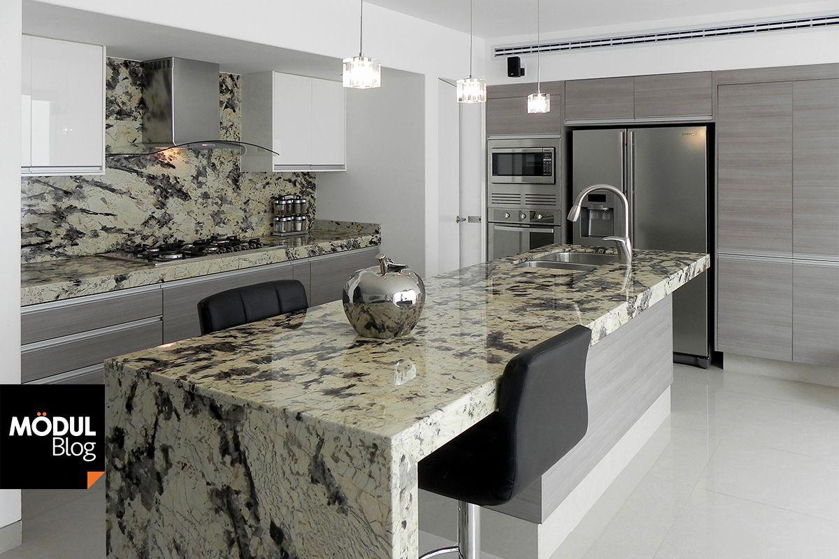 Ventajas de tener una cocina moderna cocinas integrales for Cocinas integrales modernas con barra