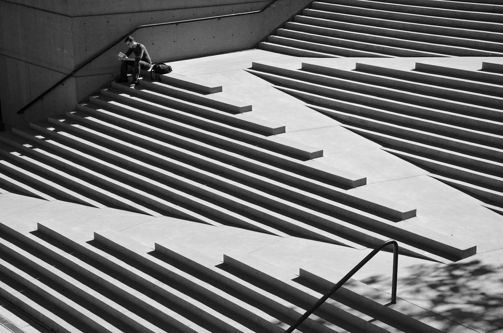 Best Robson Square Stairs Vancouver Arthur Erickson 640 x 480