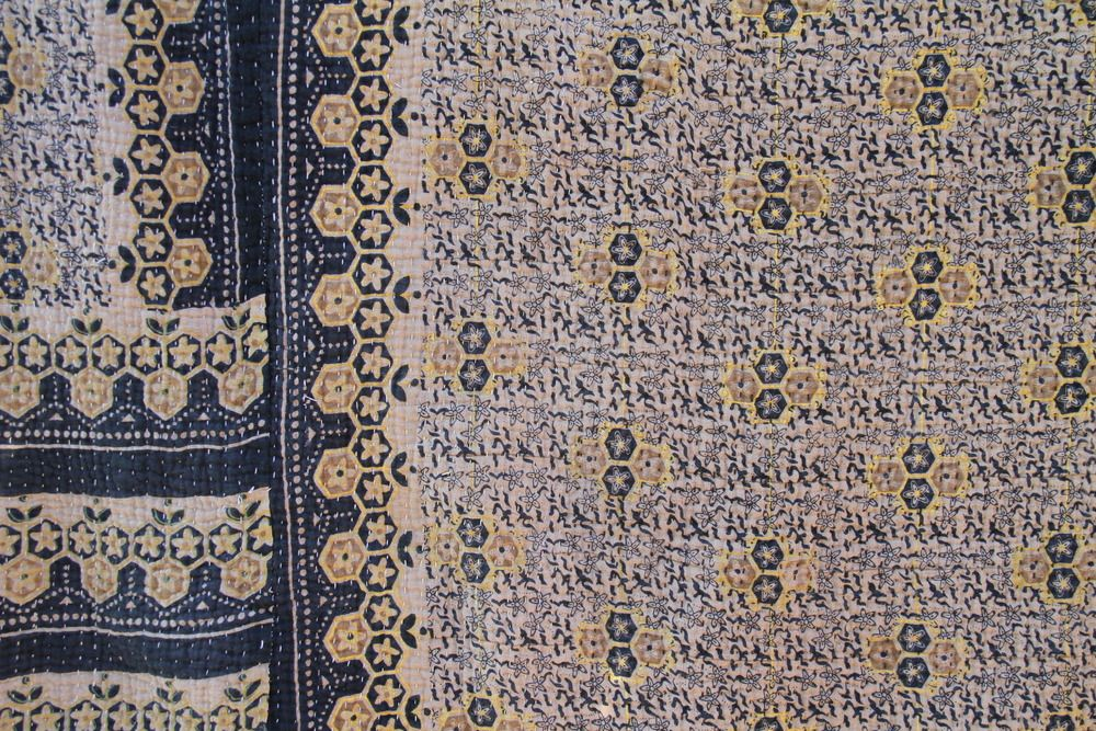Vintage Kantha Throw | Atlantic