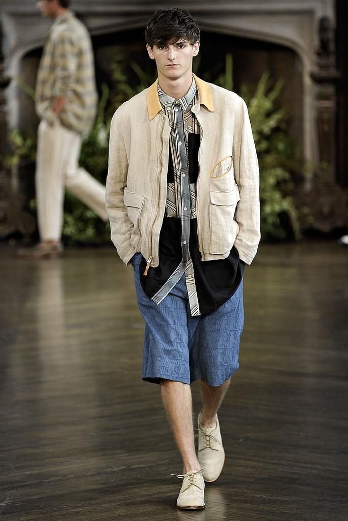 Billy Reid Spring 2015 Menswear - Collection - Gallery - Look 2 - Style.com