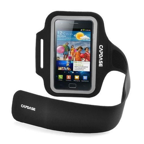 Sports armband for smartphones