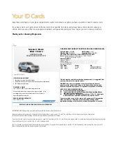 Blank Geico Insurance Card Template in 2020   Card ...