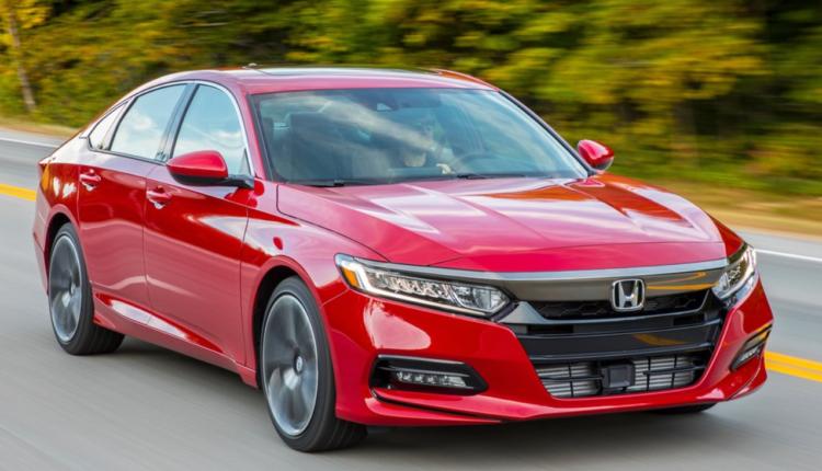 2018 Honda Accord Touring Honda accord, Honda accord
