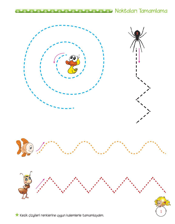 K Trace Worksheet By Neringa