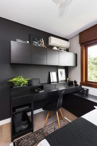 156 Nifty Home Office Design Tips and Ideas » Engi
