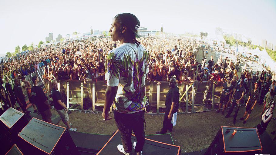 Asap Rocky, Rapper, Singer, Rakim Mayers, Rap, Hip Hop