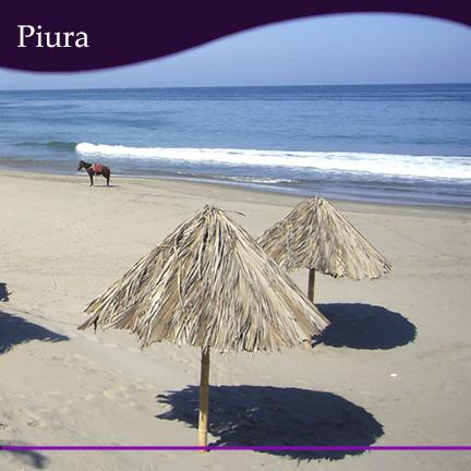 Viaja con GMC a Piura y disfruta de sus encantadoras playas.