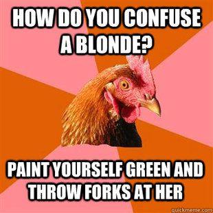 Anti joke chicken sally - photo#29