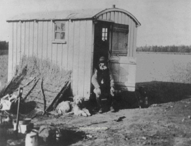 What Shepherd Hut History Huts