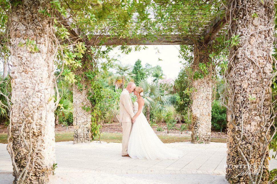 naples botanical garden wedding Naples Botanical Garden