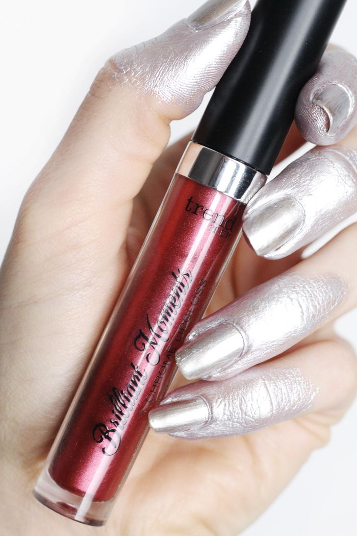 Chrome Lipgloss Beautyblog