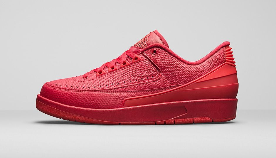 44b5b301bee Air Jordan 2 Retro Low Gym Red | Air Jordans | Nike air jordans ...