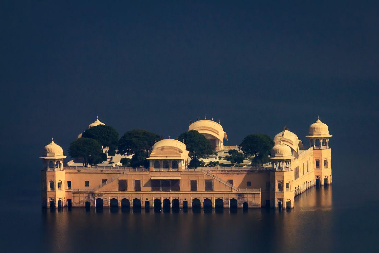 Photograph Jal Mahal - Jaipur by Mahesh Balasubramanian on 500px