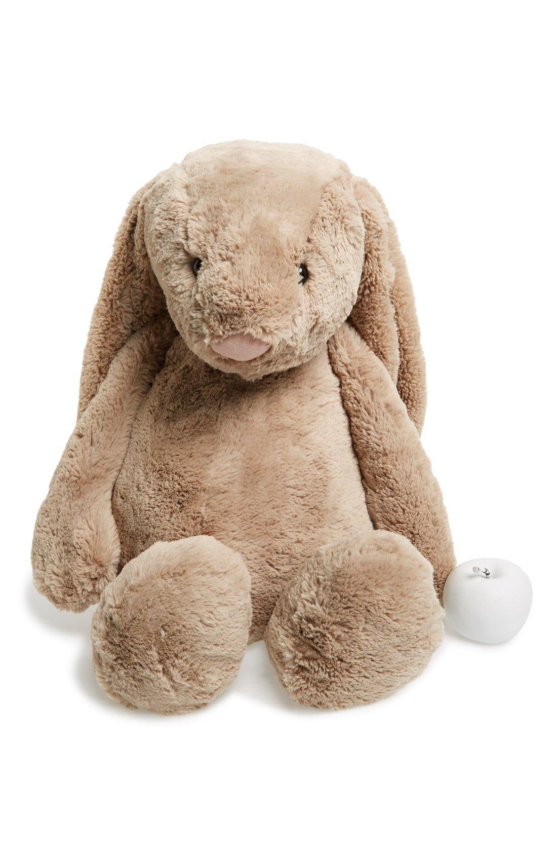 Infant Jellycat 'Really Big Bashful Bunny' Stuffed Animal