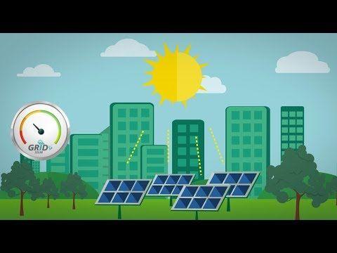 282) Vídeo animado explicativo Energia Solar - YouTube (con ...