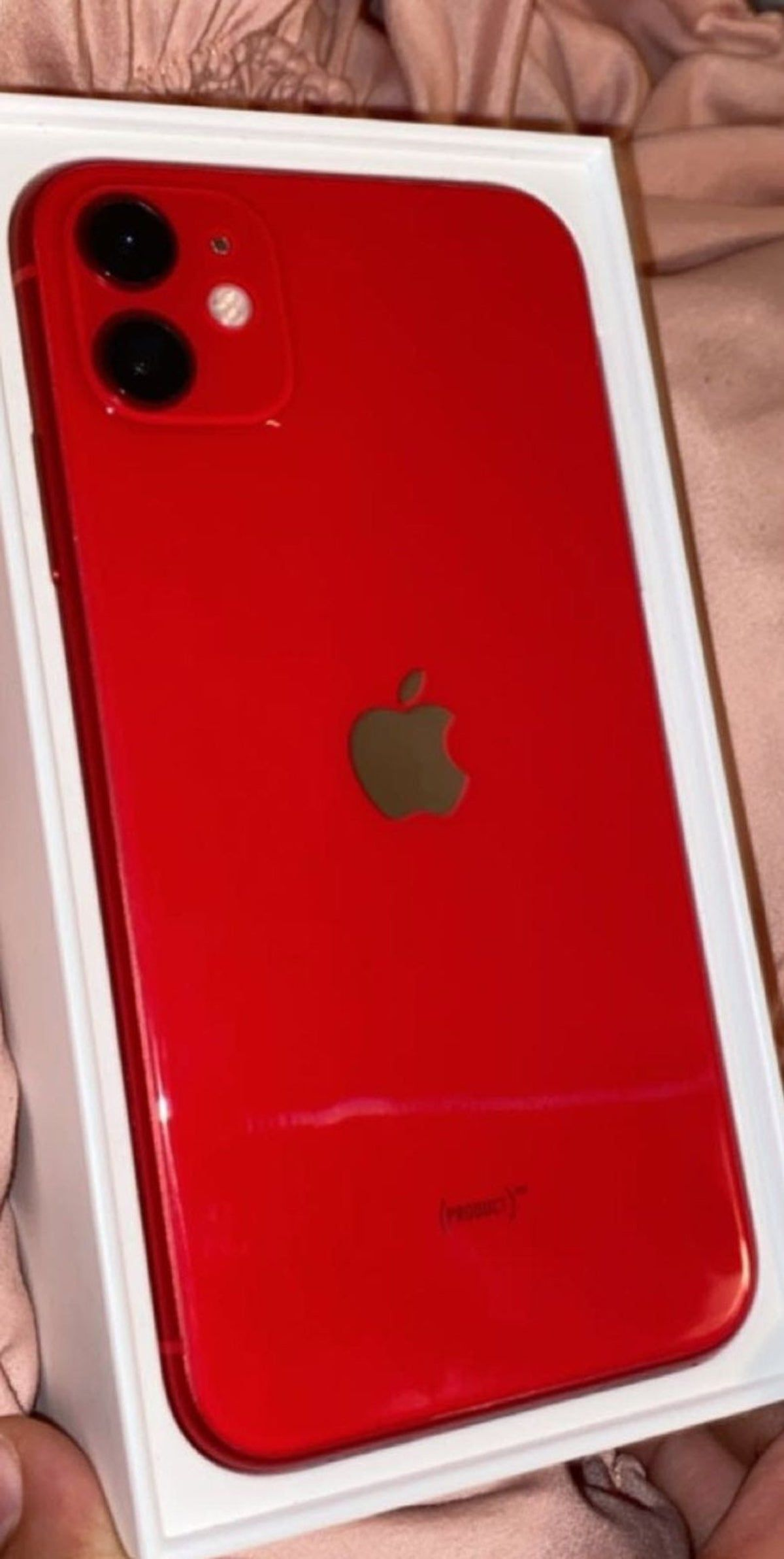 Iphone 11 Product Red 64 Gb In 2020 Iphone Apple Products Iphone 11 Colors