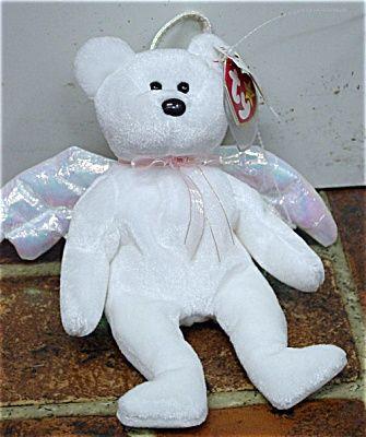 ANGEL THE BEANIE KID 1999 TY BEANIE KIDS