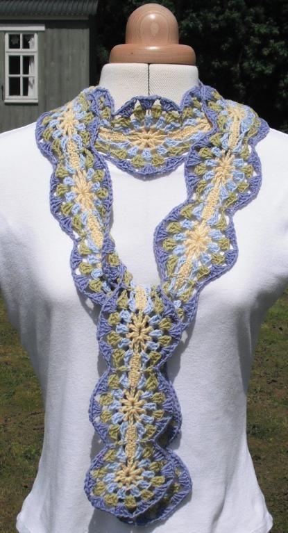 Crocheting: June Crochet Scarf $5 | Crochet Patterns ...