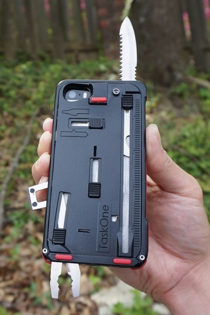 9 iphone cases that do double duty tool case gadgets