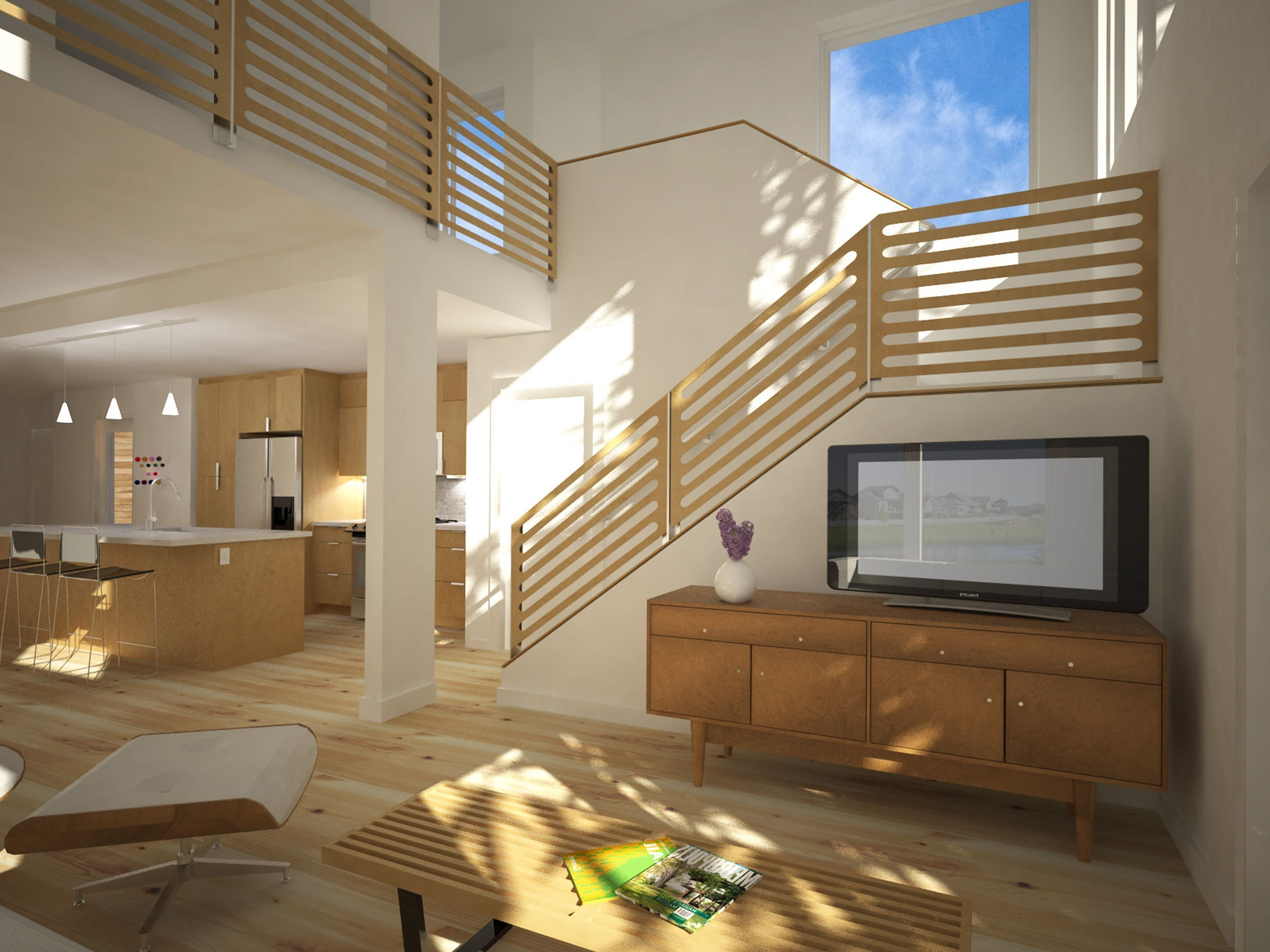 Phenomenon Amazing 25 Living Room Staircase Design For Elegant Room Ideas Http Stairs In Living Room House Interior Design Living Room Home Design Living Room #small #house #design #living #room