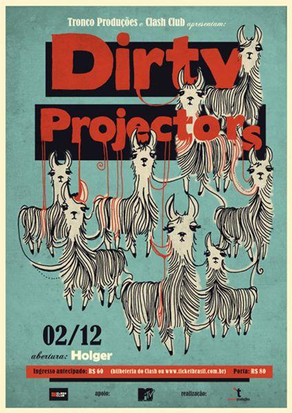 dirty projectors