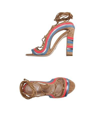 buy discount Paula Cademartori Women Sandals Sandals Paula Cademartori womens Camel PAULA CADEMARTORI Womens Sandals